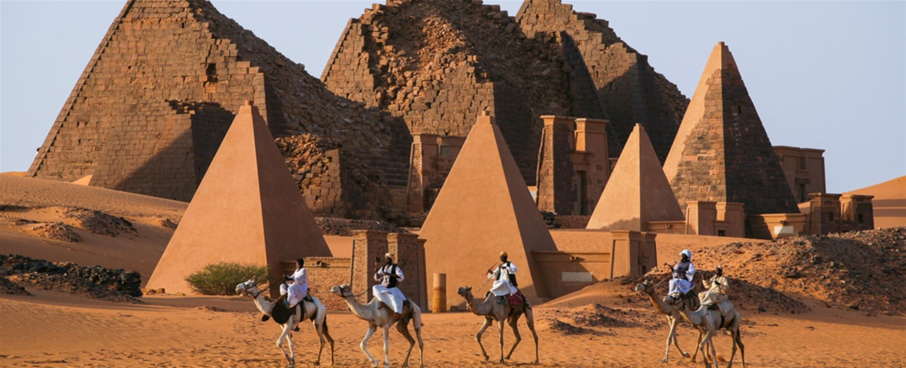 Σουδάν που χρονολογείται περιοχή γνωριμιών των ζώων