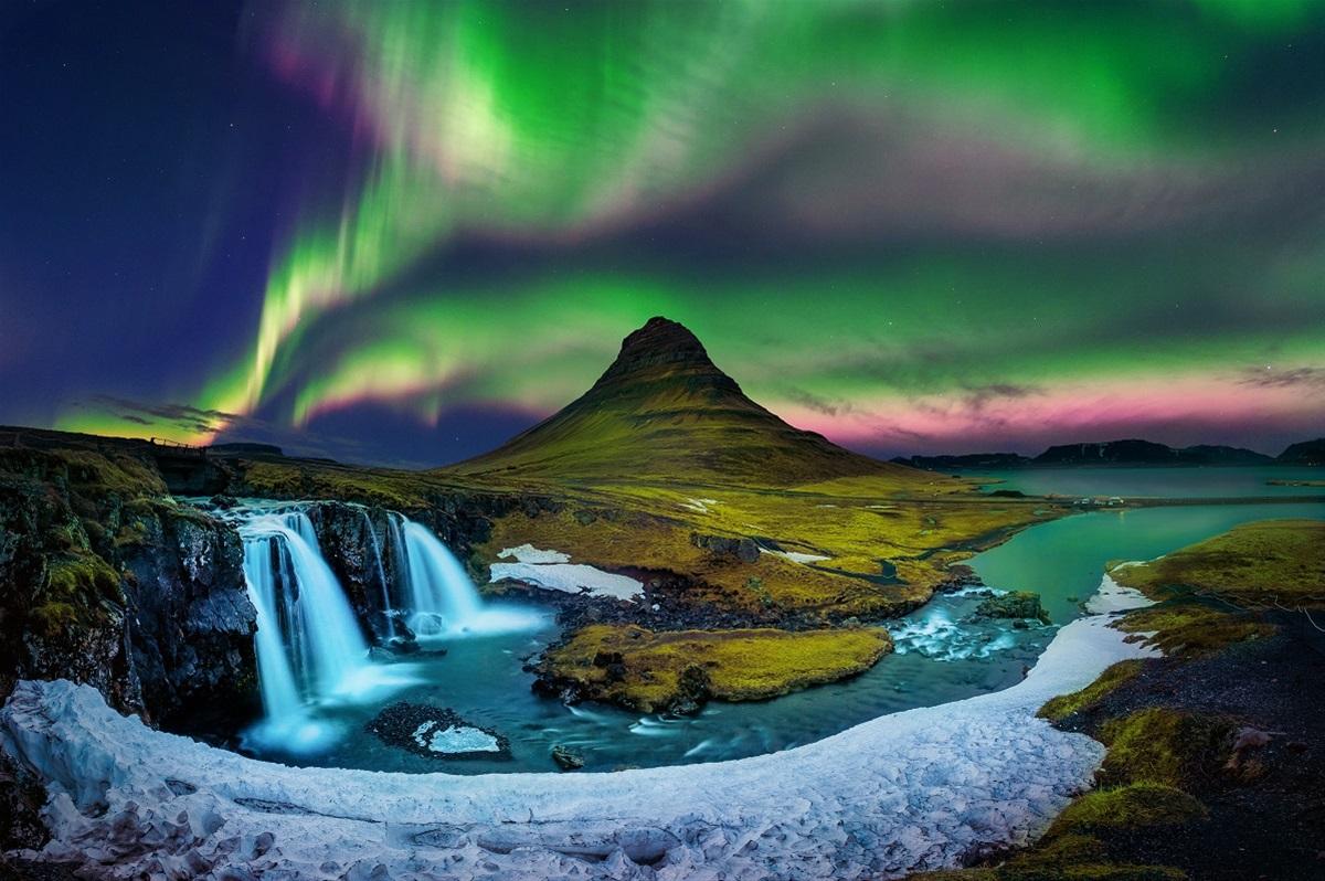 Dunk Island Holidays: Βόρειο Σέλας (Aurora Borealis) – Από Ισλανδία